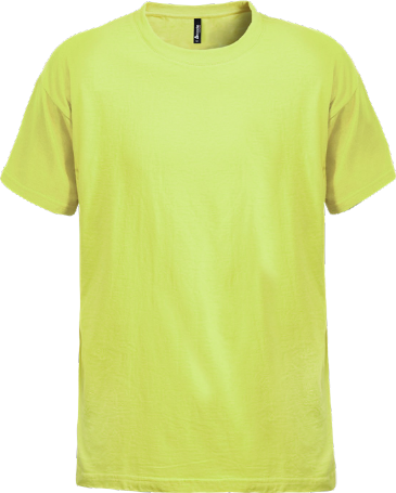 Fristads Acode Core T-Shirt 1911 BSJ (Bright Yellow)